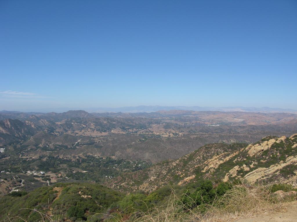 Calabasas Peak Trail