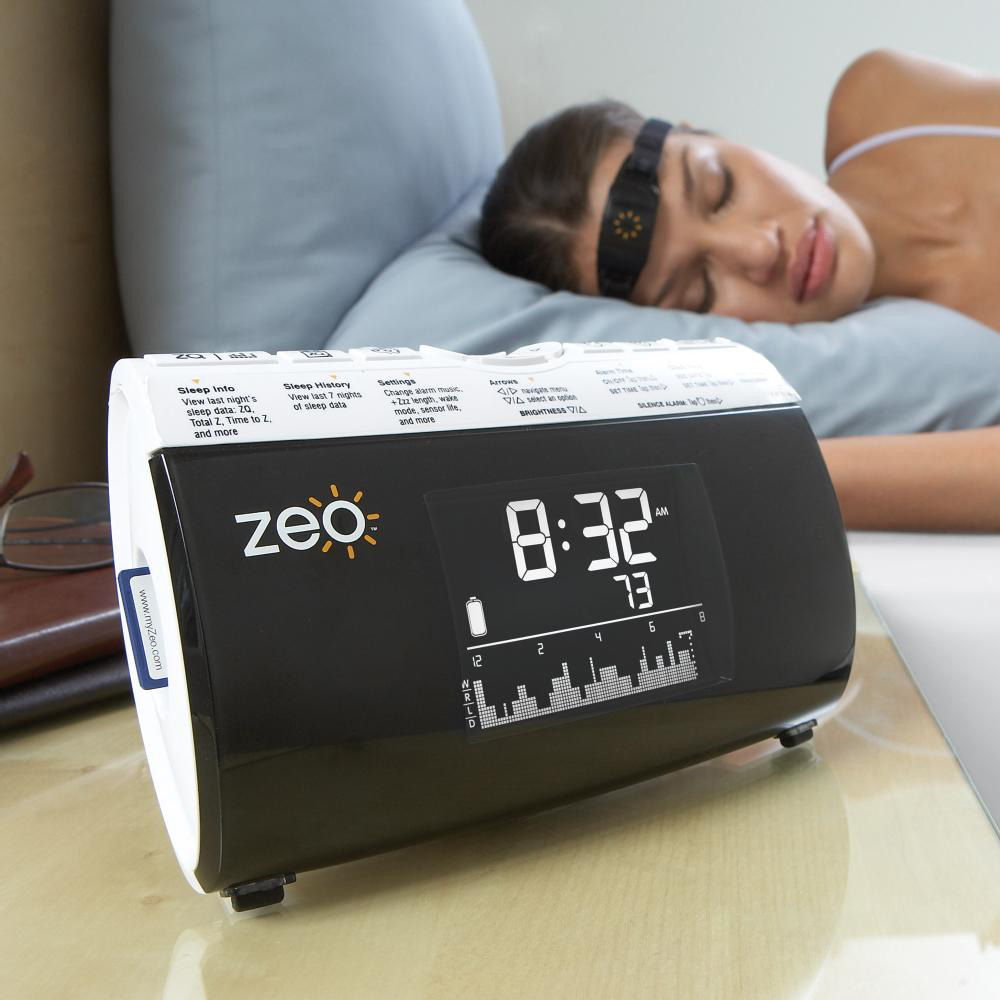 Zeo Personal Sleep Coach - Hacking Your Way To A Better Night's Sleep